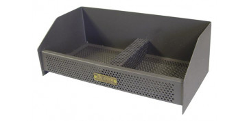 FOLLETO CALEFACCION 2020 - CESTA QUEMADOR DOBLE PELLETS 49X25X17 CM