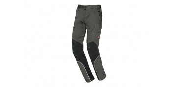 PANTALON STRETCH EXTREME GRIS ANTRACITA T XXL SLIM FIT