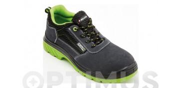 Calzado de seguridad - ZAPATO SERRAJE COMP+ S1P N 42