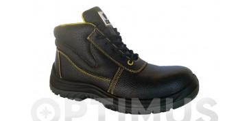 Calzado de seguridad - BOTA DE PIEL BASIC R METAL FREE 46-S1P