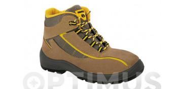Calzado de seguridad - BOTA PANDION BEIG 37-S3