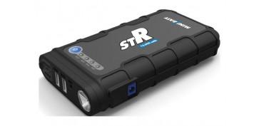 Cargadores de baterías - ARRANCADOR BATERIA + CARGADOR MULTIFUNCIÓN \