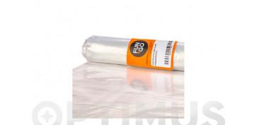 Productos para embalaje - FILM POLIETILENO G-200 TRANSPARENTE 6 X 25 M PLEGADO A 0,75 M