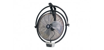 Ventiladores y extractores - VENTILADOR INDUSTRIAL PARED Y TECHO 120WTIMER 7.5H Y MANDO BOX PLUS