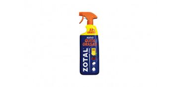 Productos de limpieza - QUITAGRASAS TRIPLE ACCION 1L