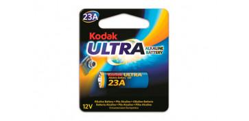 Pilas y baterías - PILA ESPECIAL ALCALINA ULTRA 23A BL1