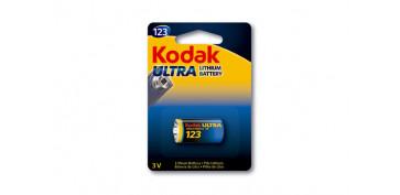 Pilas y baterías - PILA ESPECIAL LITIO ULTRA 123V BL1