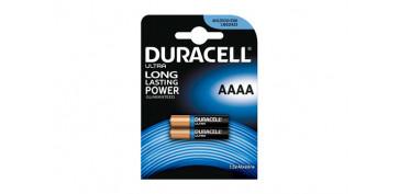 Pilas y baterías - PILA ESPECIAL ALCALINA ULTRA (BL.2) M3 AAAA