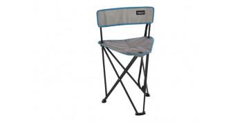 Camping, playa y aire libre - SILLA PLEGABLE CAMPING DE TELA H 73 X 44 X 44 CM 2 COLORES SURTIDOS