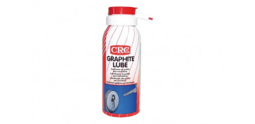 Engrase y lubricacion industrial - LUBRICANTE DE GRAFITO PARA CERRADURAS SPRAY 100 ML MAGIC GRAPHIT, GRAPHITE LUBE