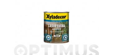 Proteccion y tratamiento para madera - LASUR EXTRA SATINADO AQUATECH 2,5L INCOLORO