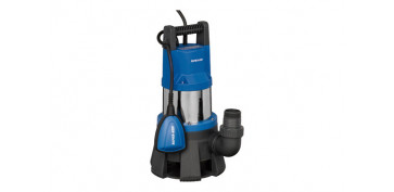 Bombas sumergibles - BOMBA SUMERGIBLE AGUAS SUCIAS 1300W BTS-250I 25.000 L/H