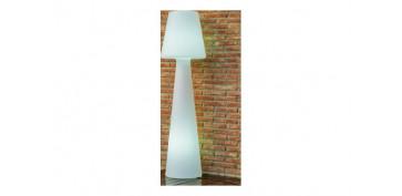 Iluminacion vivienda - LAMPARA JARDIN LOLA IP65 2XE27 Ø45X165CM