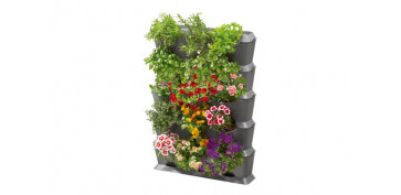 KIT MACETAS JARDIN VERTICAL NATURE UP