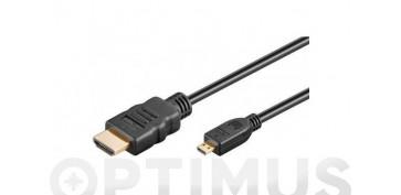 Instalación imagen, sonido y telefonía - CONEXION MICRO HDMI 3M