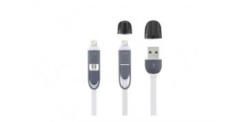 Instalación imagen, sonido y telefonía - CONEXION USB MICRO USB IPHONE 2 METROS