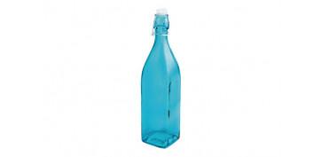 Reutilizable Eco-Friendly - BOTELLA TURQUESA RIVIERA 1 L