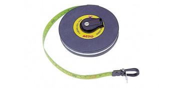 Medidores de distancias - CINTA METRICA FIBRA VIDRIO FLUOR 30 M