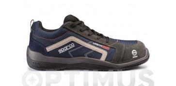 Calzado de seguridad - ZAPATO URBAN EVO BMGR S1P SRC N 45