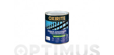 OXIRITE LISO BRILLANTE 10 ROJO CARRUAJES 750 ML