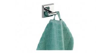 Accesorios para el baño - PERCHA MURAL DOS GANCHOS POWER-LOC LACENO