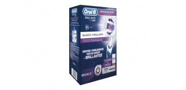 CEPILLO DENTAL ORAL-B PRO600 PACK WOW