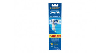 Cuidado personal - CEPILLO DENTAL RECAMBIO ORAL-B EB20-3+1 PRECISION CLEAN