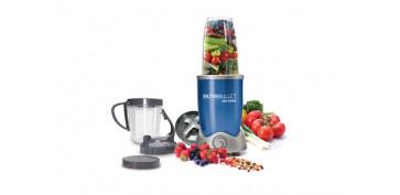 Electrodomesticos de cocina - EXTRACTOR DE NUTRIENTES NUTRIBULLET 600 W AZUL