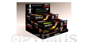 BATIDORA DE VARILLA BOX 2 UDS BOX SOBREMESA MQ9005