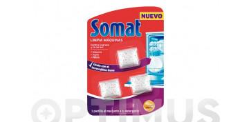 Productos de limpieza - LIMPIA MAQUINA 3D LAVAVAJILLAS 3 DOSIS