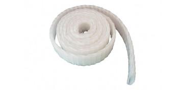 Productos para embalaje - MALLA TUBULAR DE ESPUMA ELASTICA 6-12CM X 5M