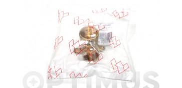 CODO MIXTO MURAL ROSCA HEMBRA COBRE 472 GR 18 MM X 1/2\