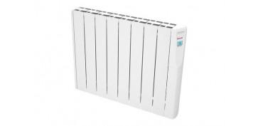 Calefacción electrica - EMISOR TERMICO CON FLUIDO DIGITAL \