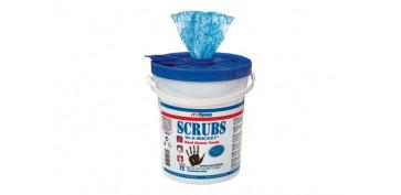 Productos de limpieza - TOALLA LAVAMANOS SCRUBS72UNIDADES
