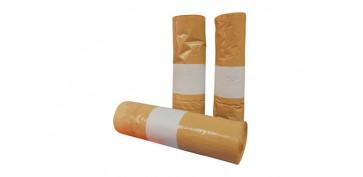 Utiles de limpieza - BOLSA BASURA RESIDUOS ORGANICOS 10L (20U)45 X 47 G- 80