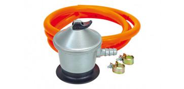 Calefacción gas, parafina y etanol - REGULADOR BOMBONA 12 KG
