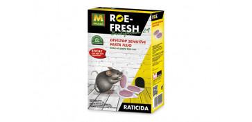 RATICIDA CEBO FRESCO ROE-FRES MONODOSIS 20 X 10 GR