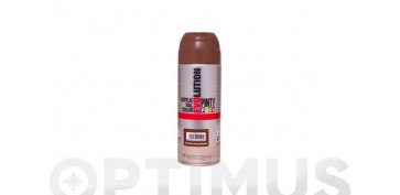 PINTURA SPRAY ACRILICA BRILLO 520 CCRAL 8025 MARRON