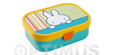 Menaje - CONTENEDOR LUNCH BOX CAMPUSMIFFY
