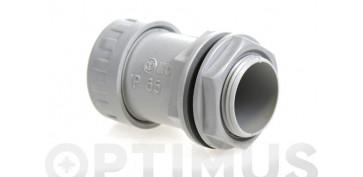 Material instalacion electrico - RACOR TUBO CAJA (10 UDS)25 MM