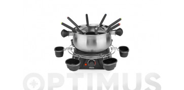 Electrodomesticos de cocina - FONDUE ELECTRICA 1,3 L 1400W6 SERVICIOS