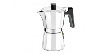 Reutilizable Eco-Friendly - CAFETERA ALUMINIO PERFECTA9 TAZAS-FULL INDUCTION