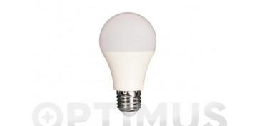 Bombillas - LAMPARA LED ESTANDAR 806LM (4UNIDADES)E27 10W FRIA