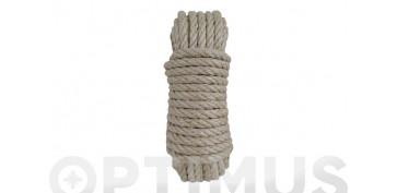 Cuerdas y cintas - CUERDA SISAL CABLEADA 4C8 MM 5 MT
