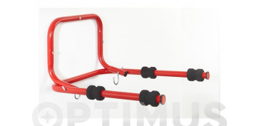 SOPORTE PARED PLEGABLE2 BICICLETAS
