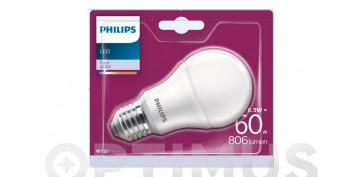 Bombillas - LAMPARA LED STANDARE27 8,5W LUZ FRIA