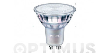 LAMPARA DICROICA LED REGULABLE 36º CRISTALGU10 7W LUZ FRIA