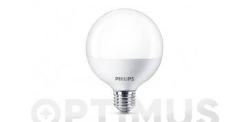 Bombillas - LAMPARA LED GLOBO G93E27 15W FRIA
