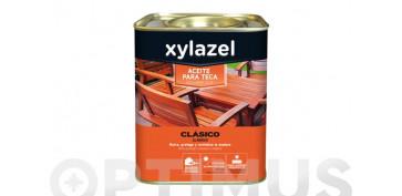 Proteccion y tratamiento para madera - ACEITE TECA 2,5 LMIEL