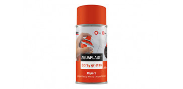 Masillas y siliconas - AGUAPLAST STANDARD SPRAY250 ML